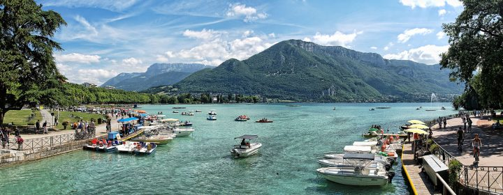 Lake Annecy (Lac d'Annecy) — the pure waters of a glacial lake