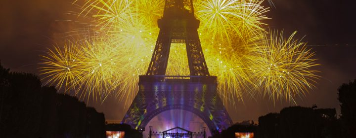 Activities in France on 14 July