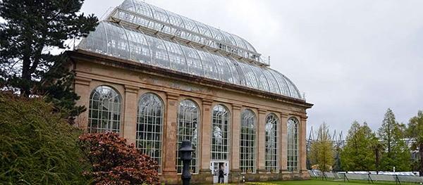 Edinburgh's garden