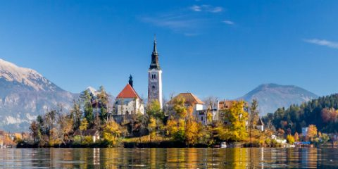 5 reasons to camp in Slovenia