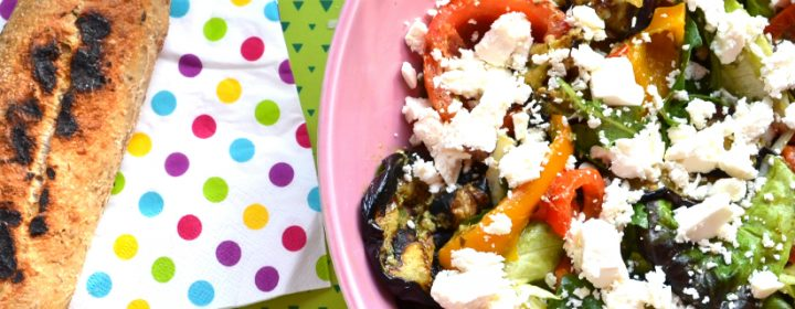 Camping recipe: Quirky Greens