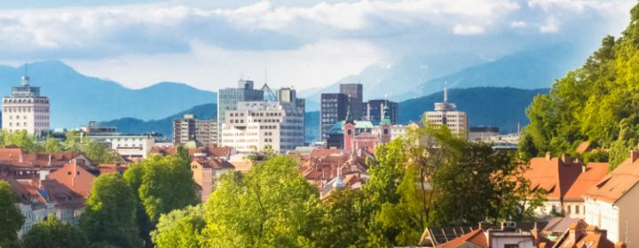 Why is everyone talking about Ljubljana?