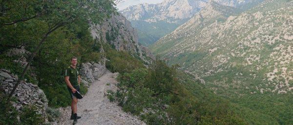 Wandelen in Kroatië