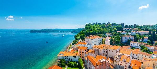 coast Slovenië