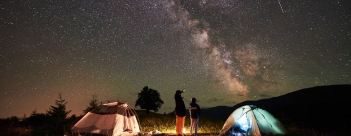 Five camping games you can play in the dark