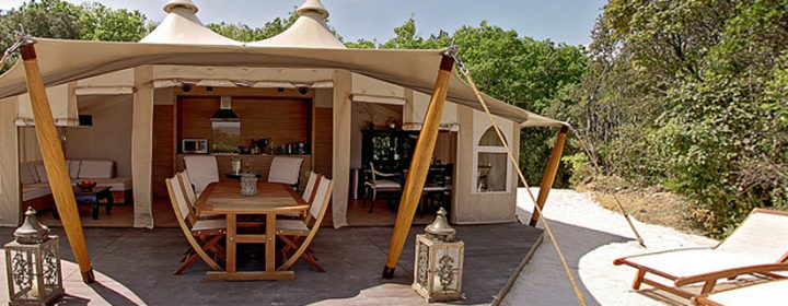 Glamping: what is it and where can you do it?