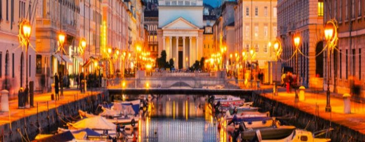Trieste city trip: a relaxing oasis