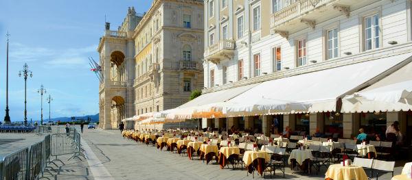 Caffè degli Specchi - Trieste