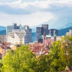 kampeervakantie Ljubljana