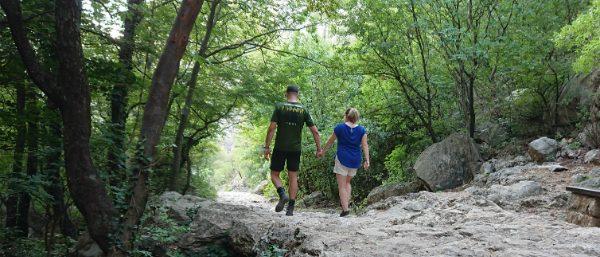 Wandelen in Paklenica National Park