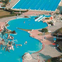 Terme Catez zwembad