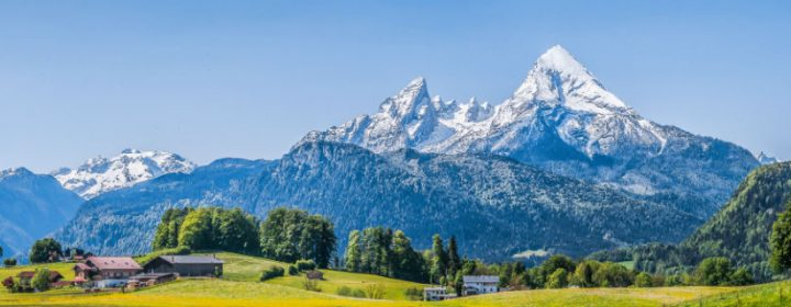 Bobo's holiday in Bavaria