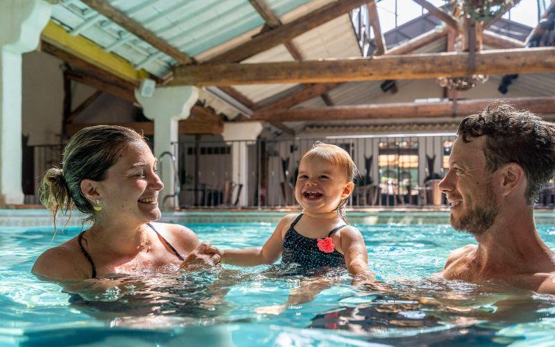 Le Sérignan Plage binnenzwembad