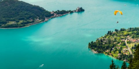 Ten of the greatest activities along the shore of Lake Annecy